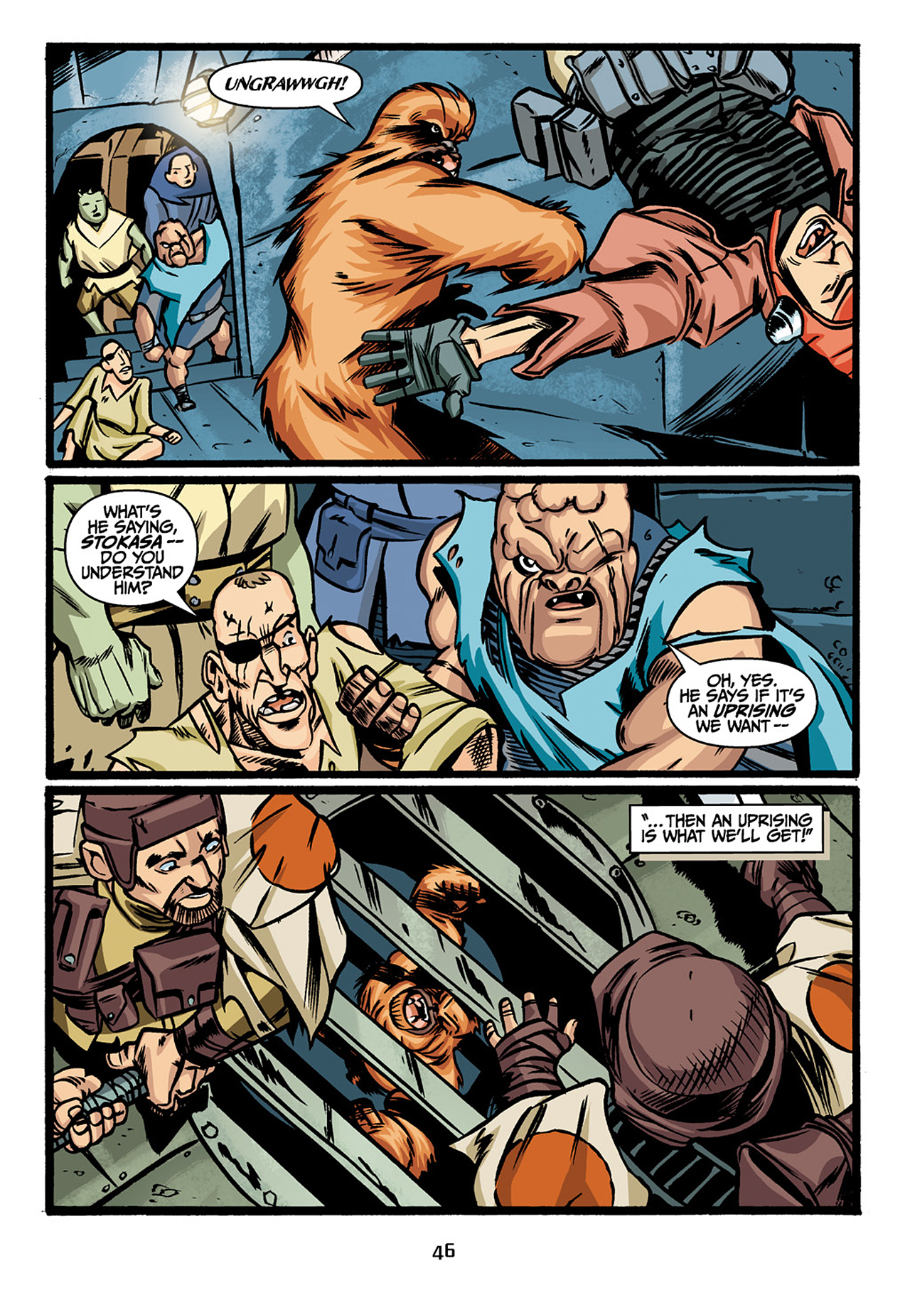Read online Star Wars Omnibus comic -  Issue # Vol. 33 - 48