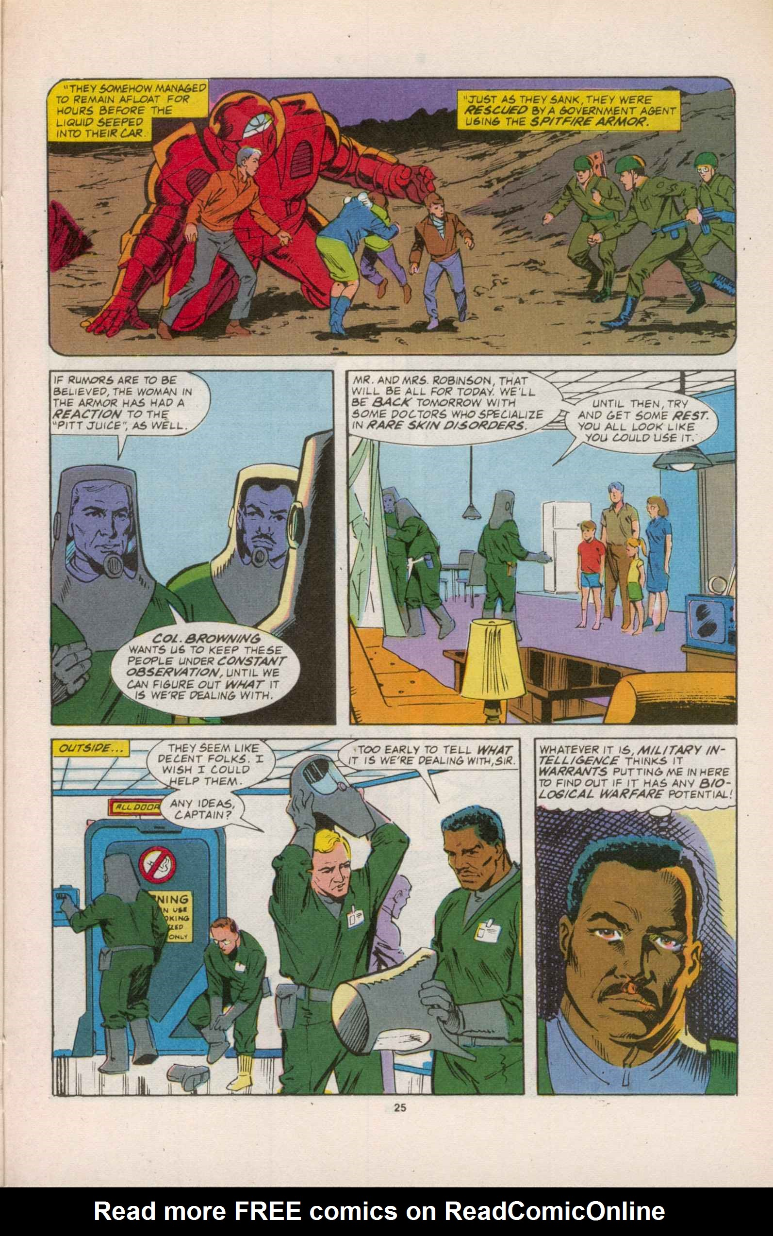 Read online Star Brand comic -  Issue #14 - 26