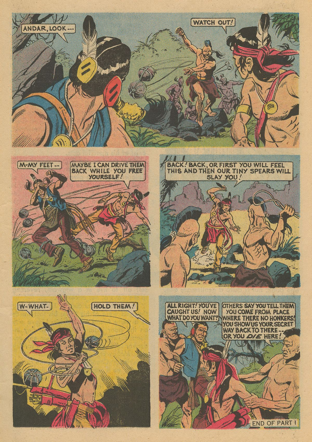 Read online Turok, Son of Stone comic -  Issue #86 - 11