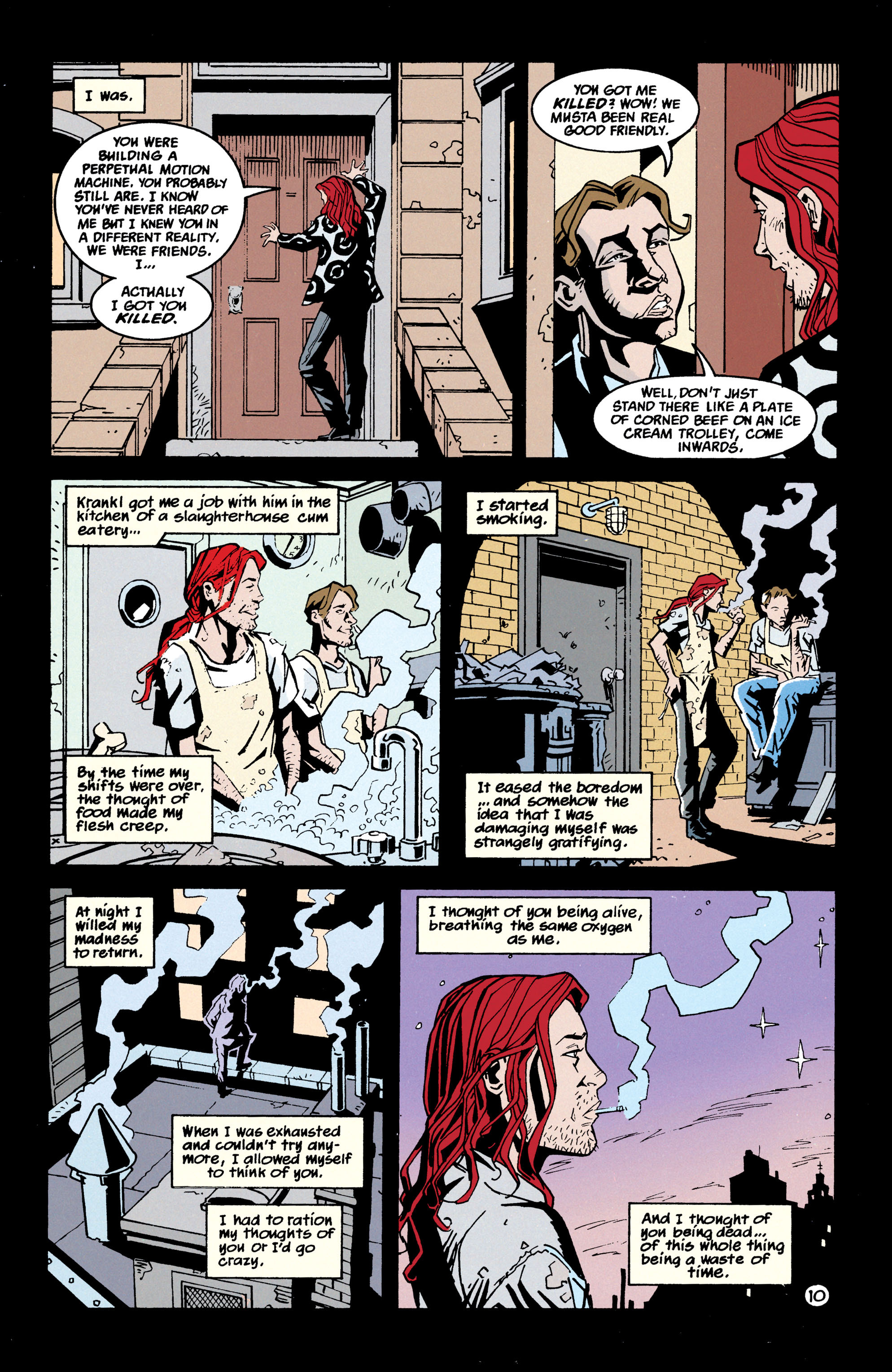 Read online Shade, the Changing Man comic -  Issue #70 - 11