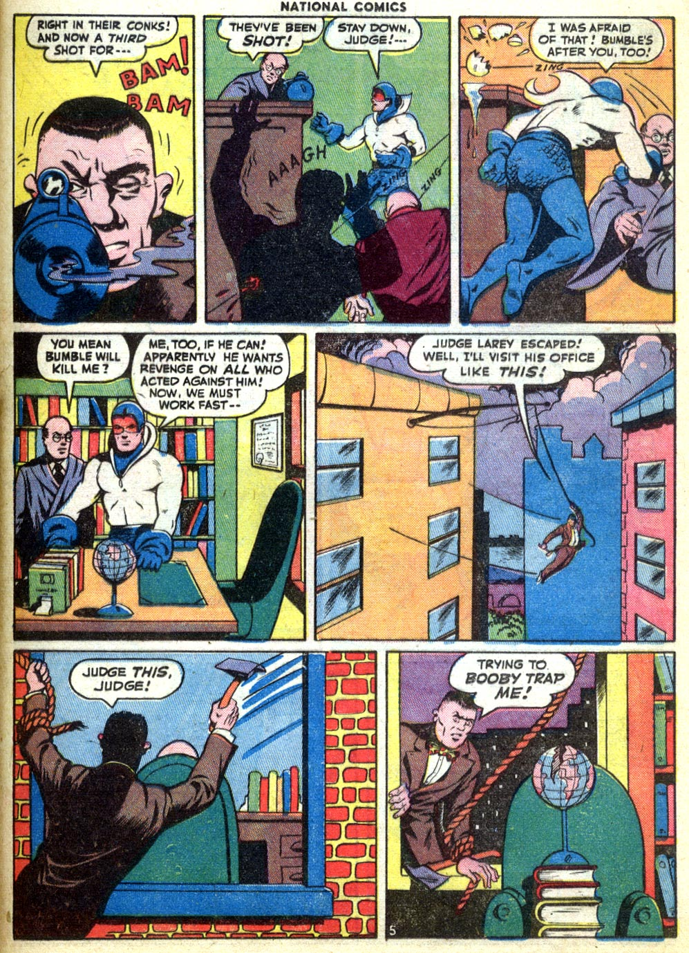National Comics (1940) issue 47 - Page 41