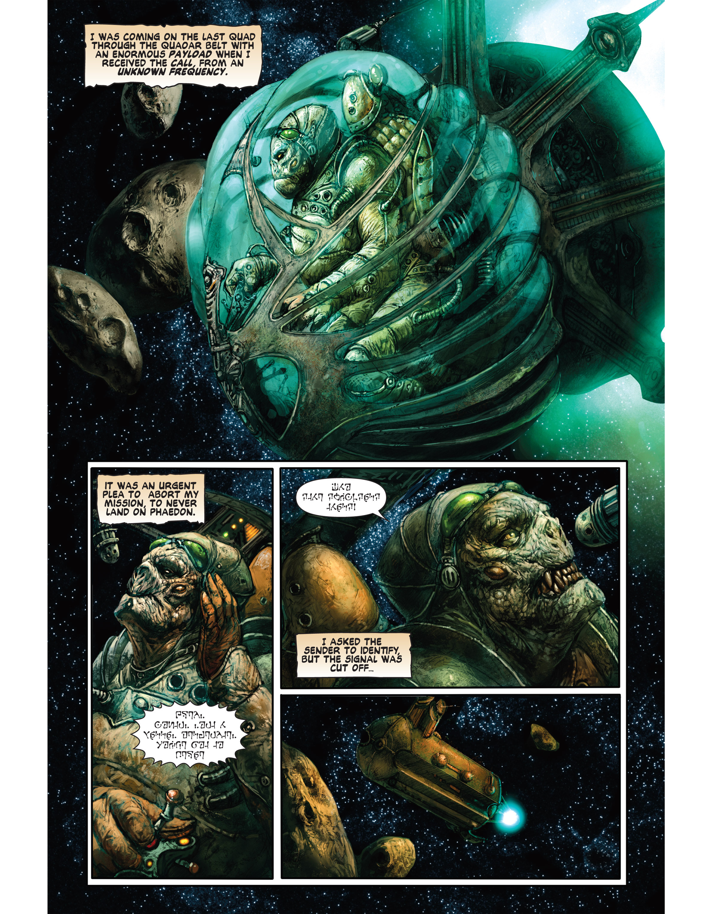 Read online Bad Planet comic -  Issue # TPB - 96