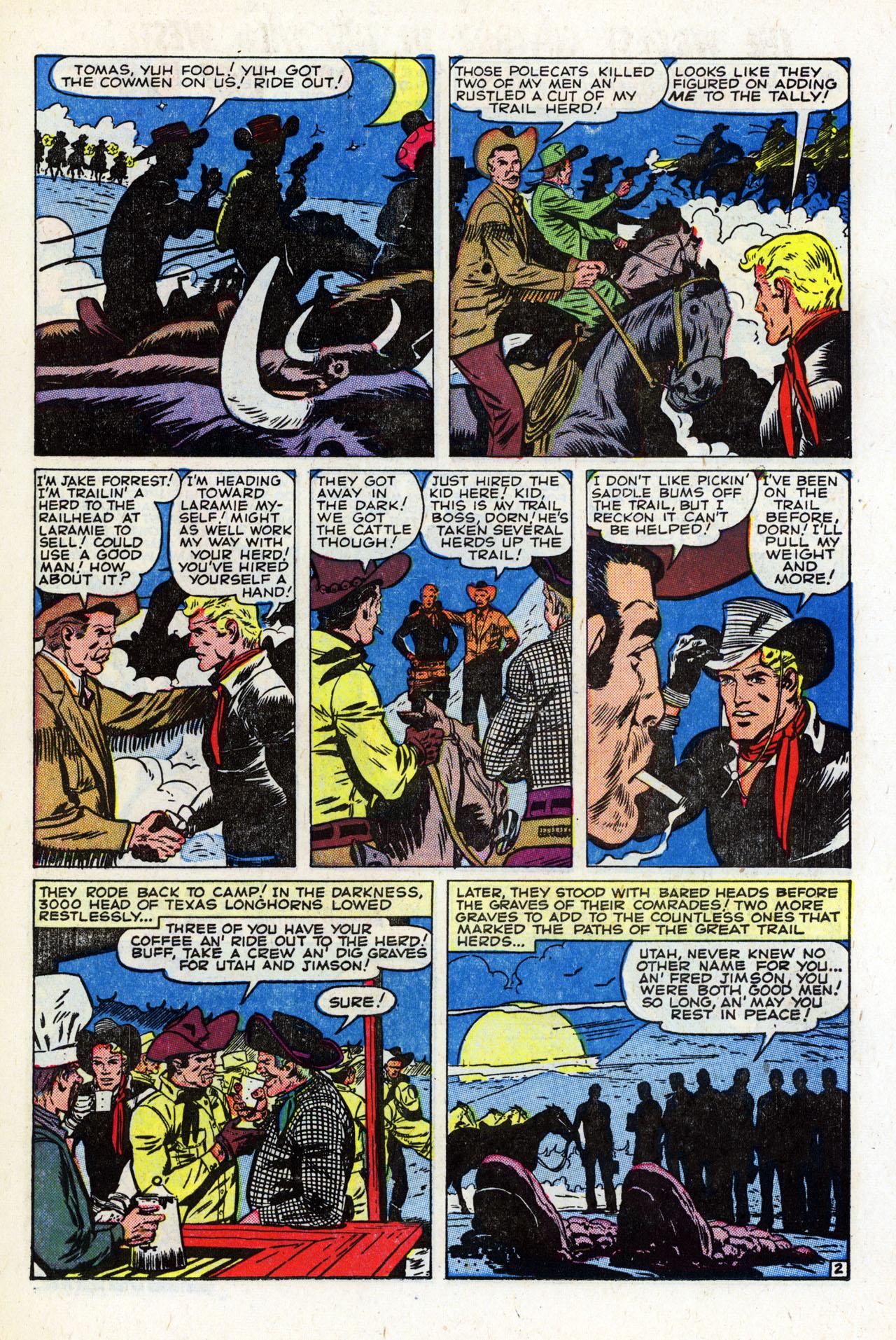 Read online Two-Gun Kid comic -  Issue #23 - 11