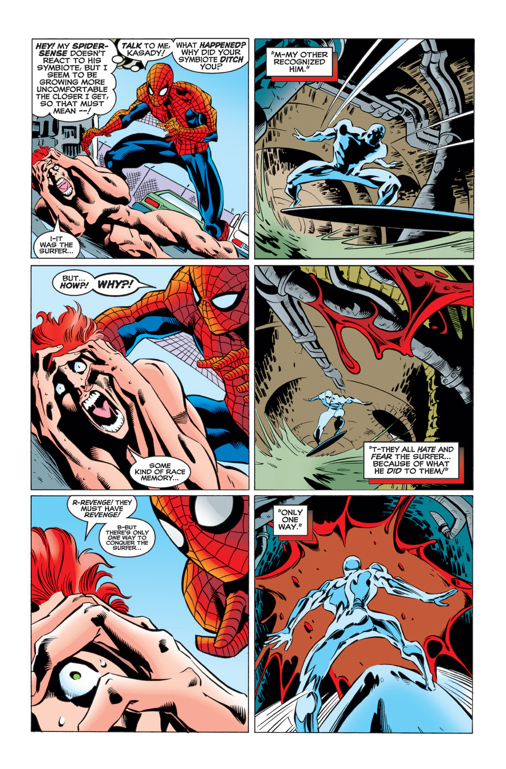 The Amazing Spider-Man (1963) 430 Page 21