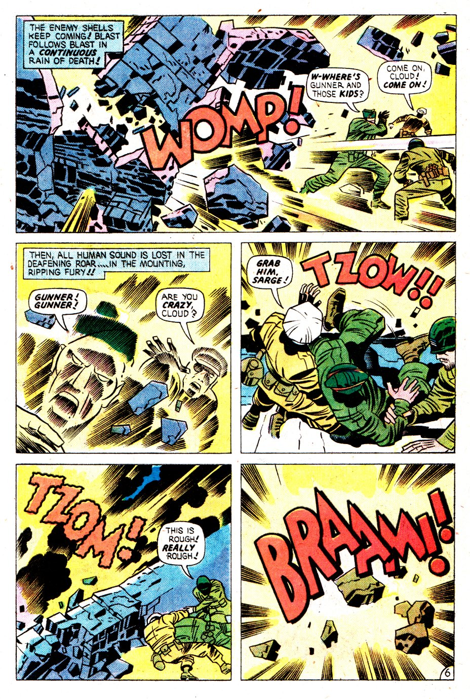 Our Fighting Forces (1954) issue 162 - Page 10