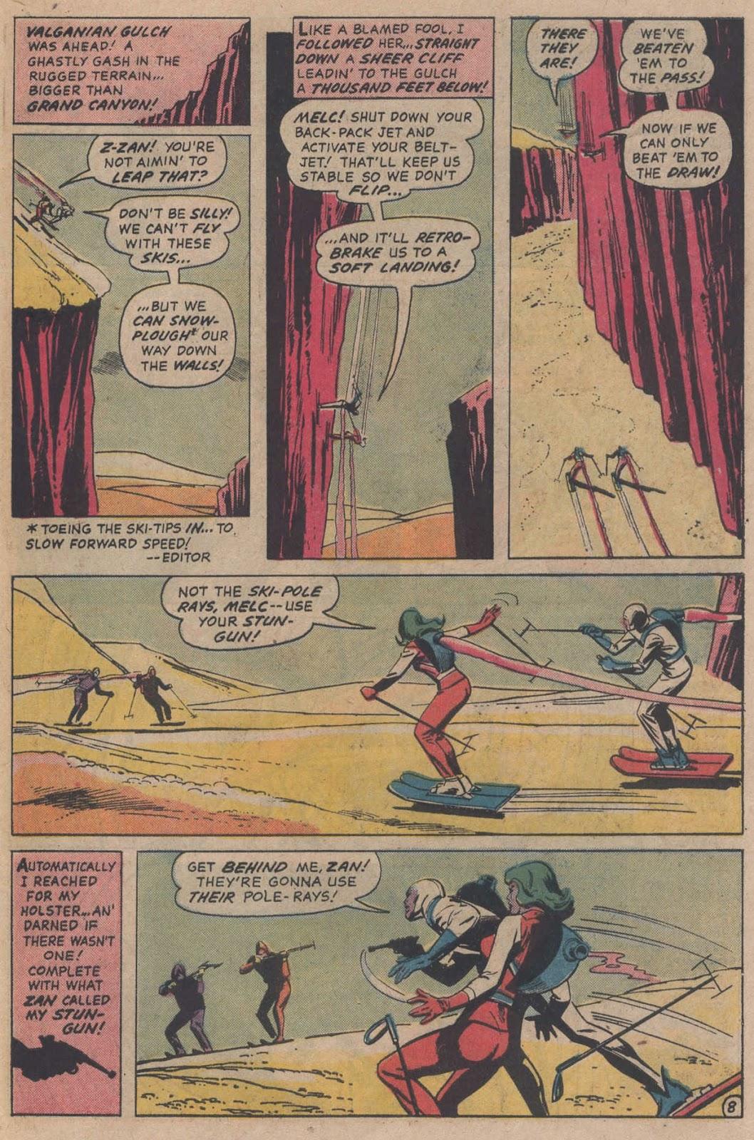 Read online Strange Sports Stories (1973) comic -  Issue #5 - 30