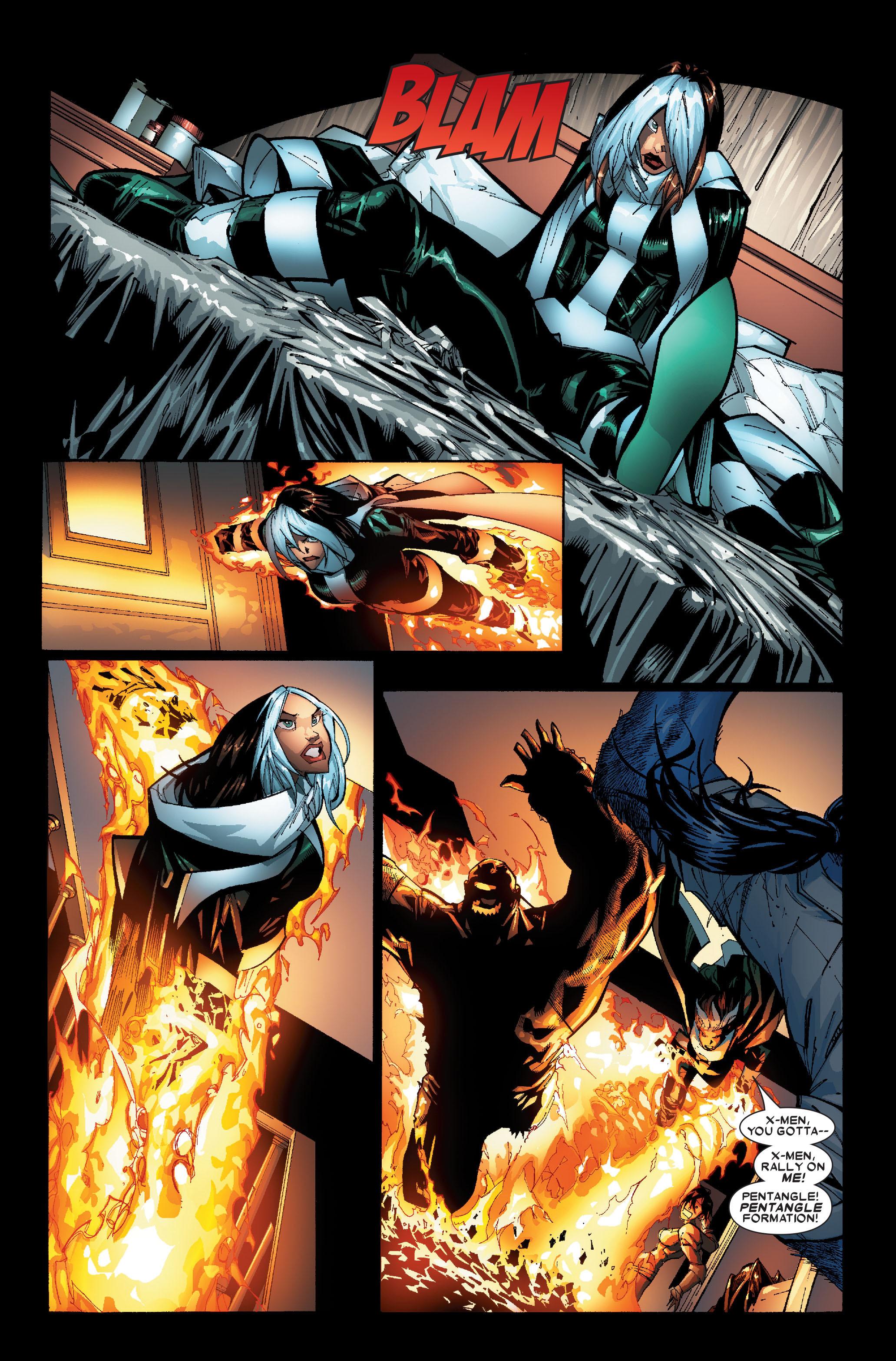 X-Men (1991) 200 Page 32