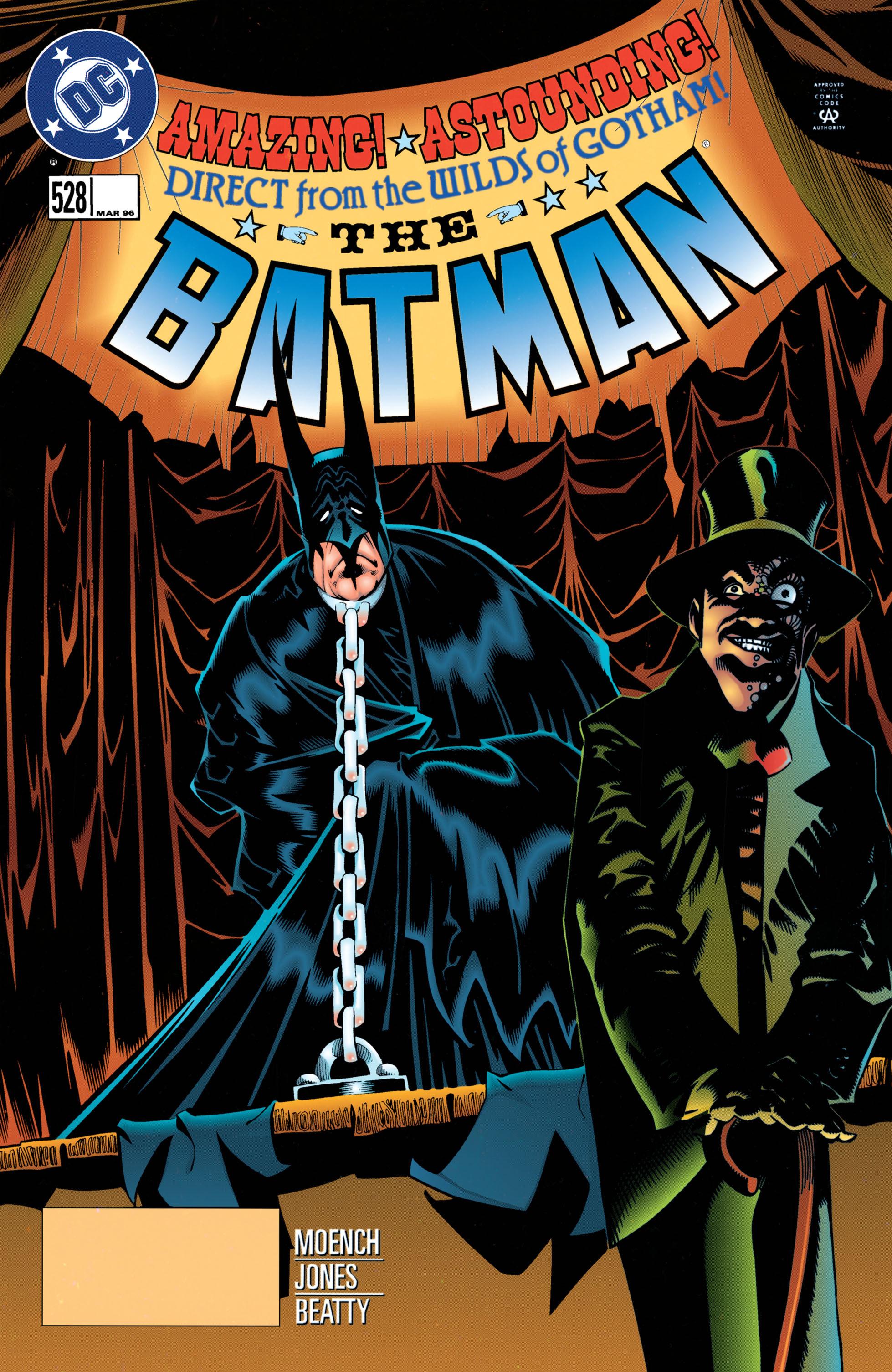 Batman (1940) 528 Page 1