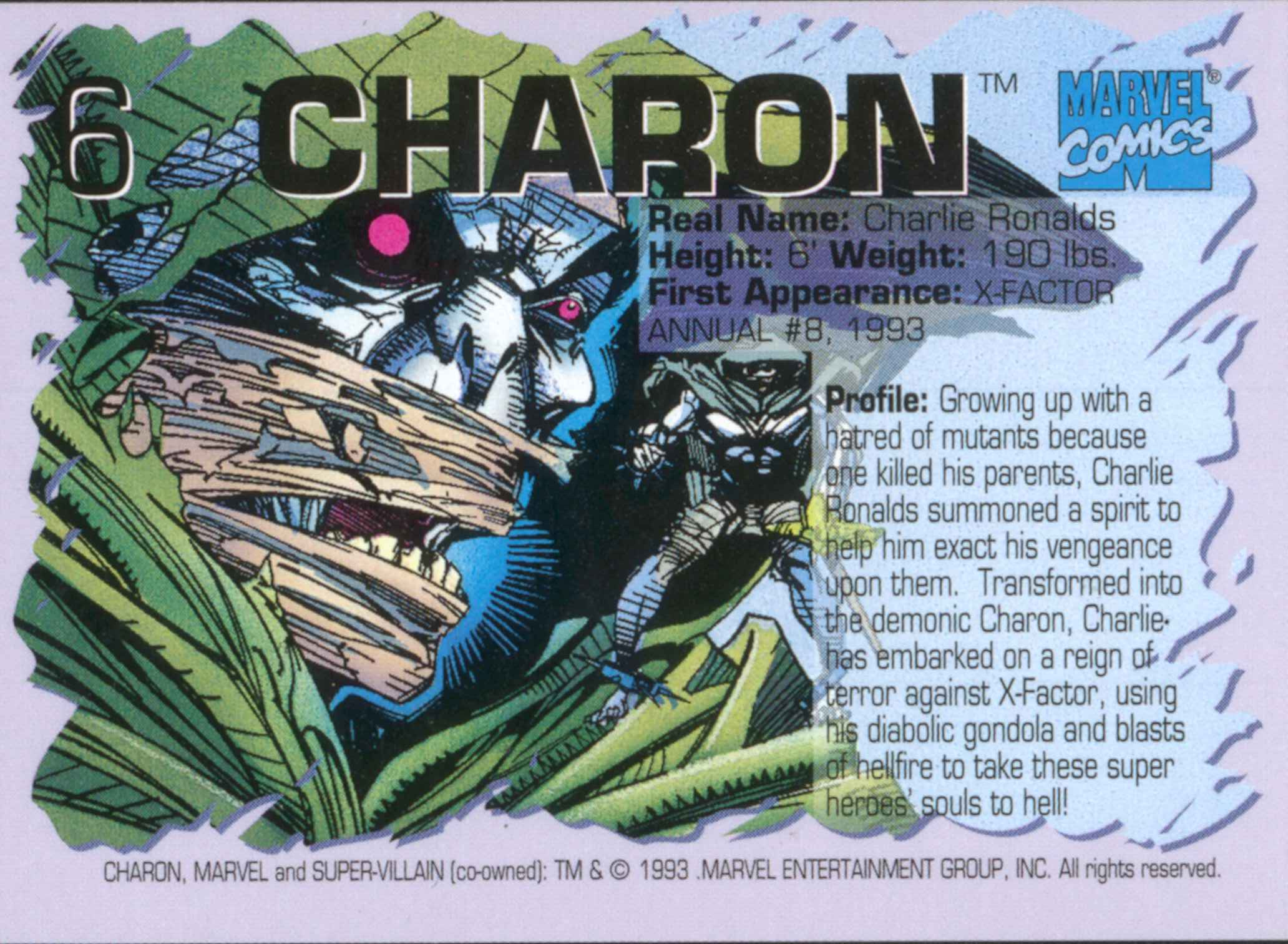 Read online X-Factor (1986) comic -  Issue # _ Annual 8 - 59