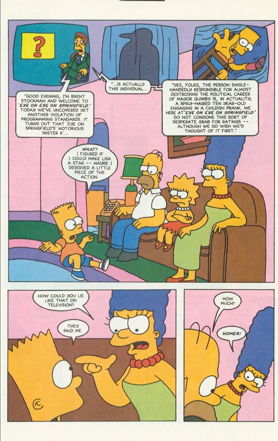 Read online Simpsons Comics comic -  Issue #9 - 15