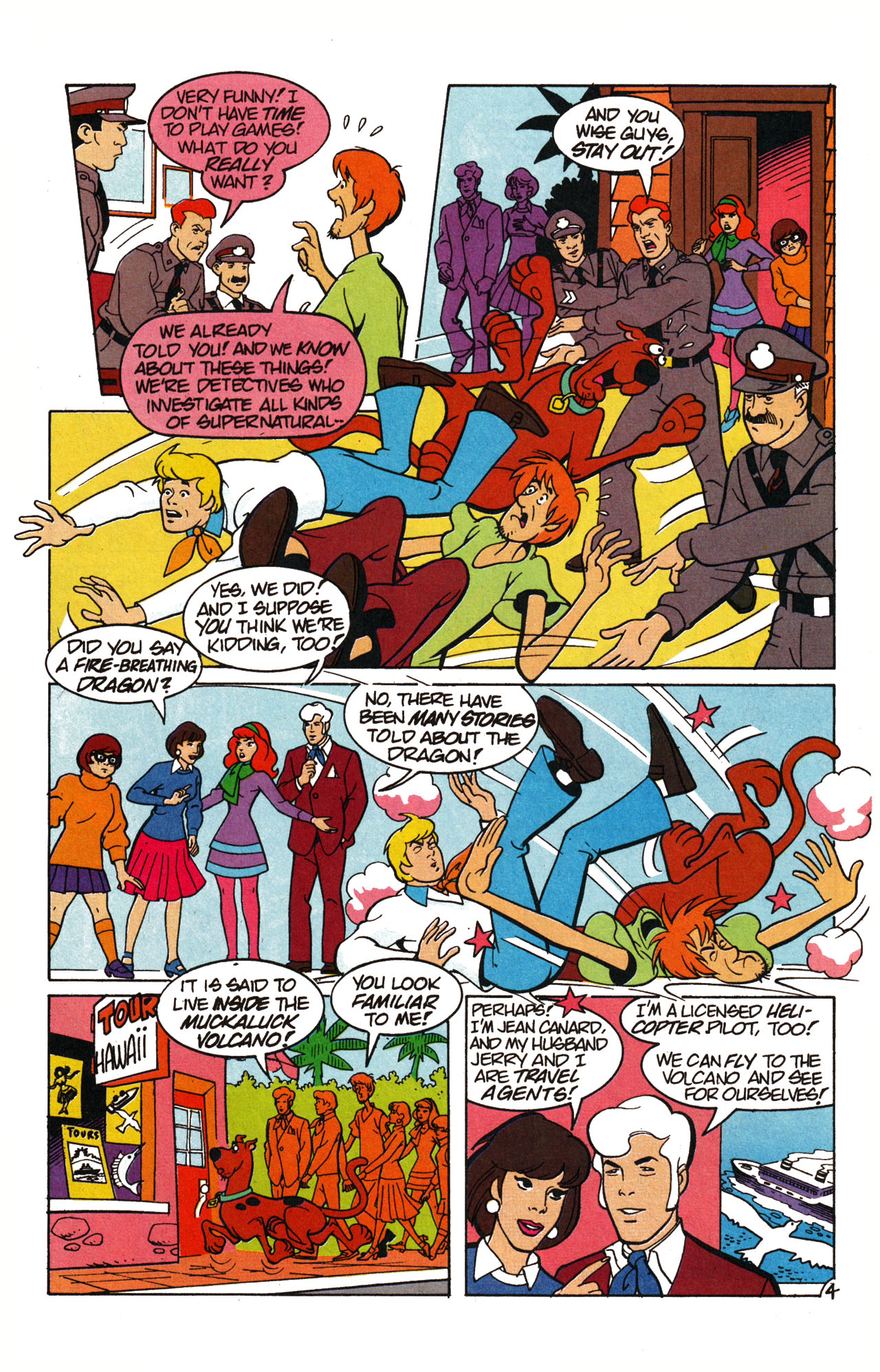 Read online Scooby-Doo (1995) comic -  Issue #15 - 26