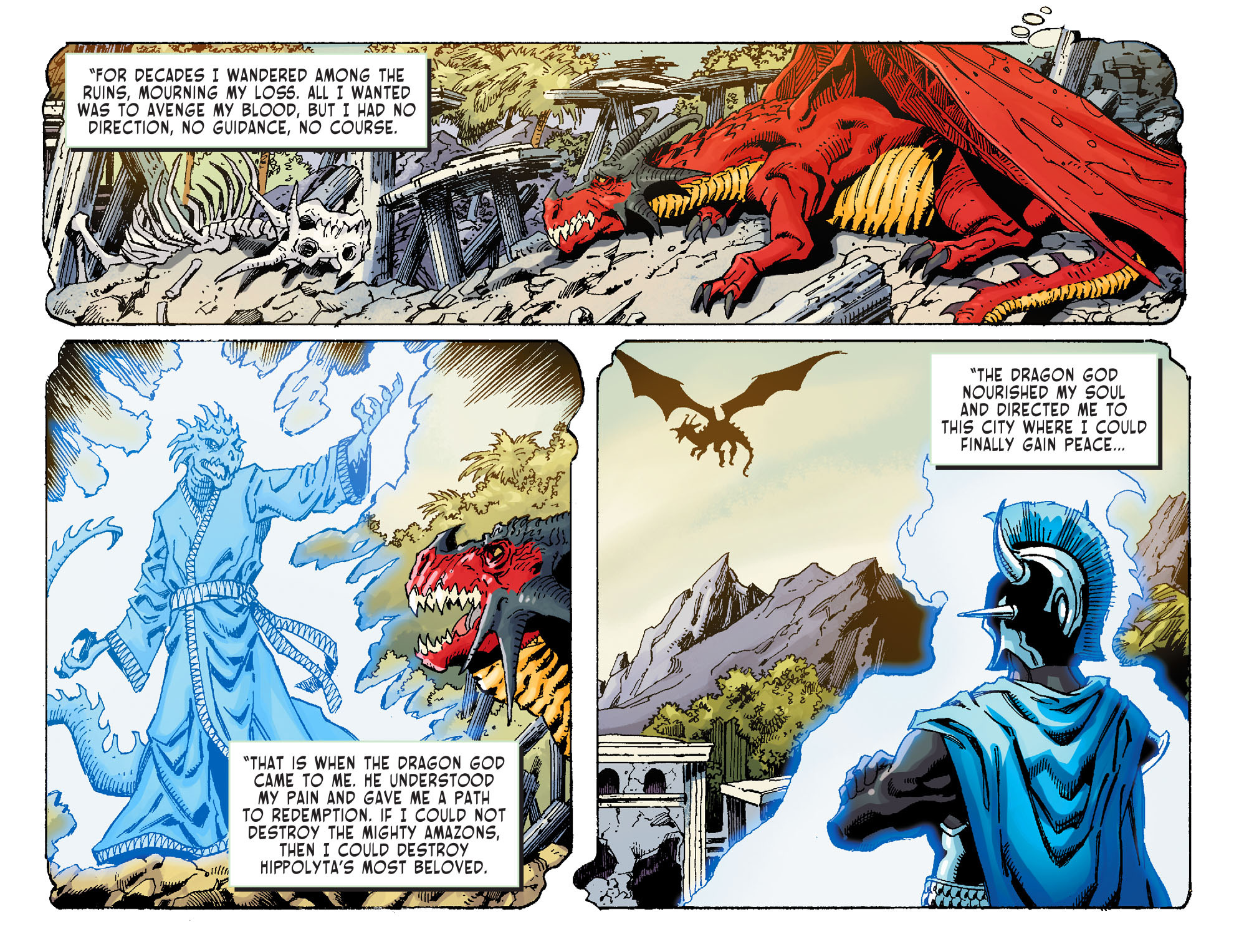 Read online Sensation Comics Featuring Wonder Woman comic -  Issue #28 - 10