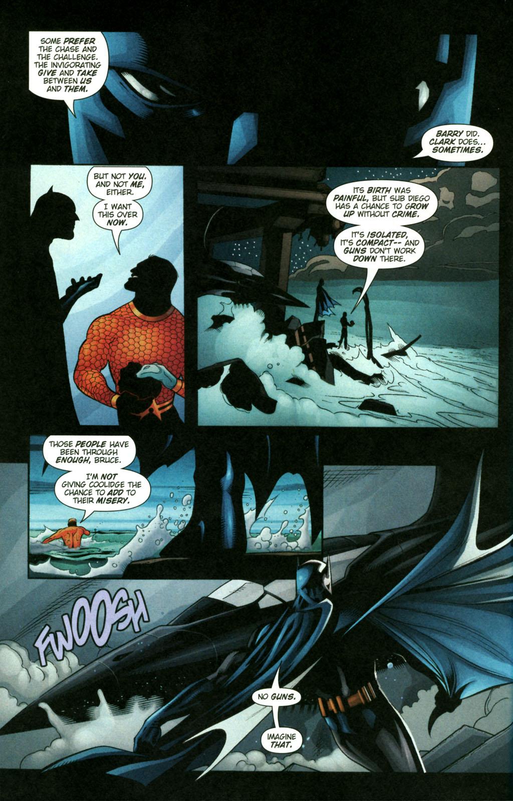 Read online Aquaman (2003) comic -  Issue #22 - 5