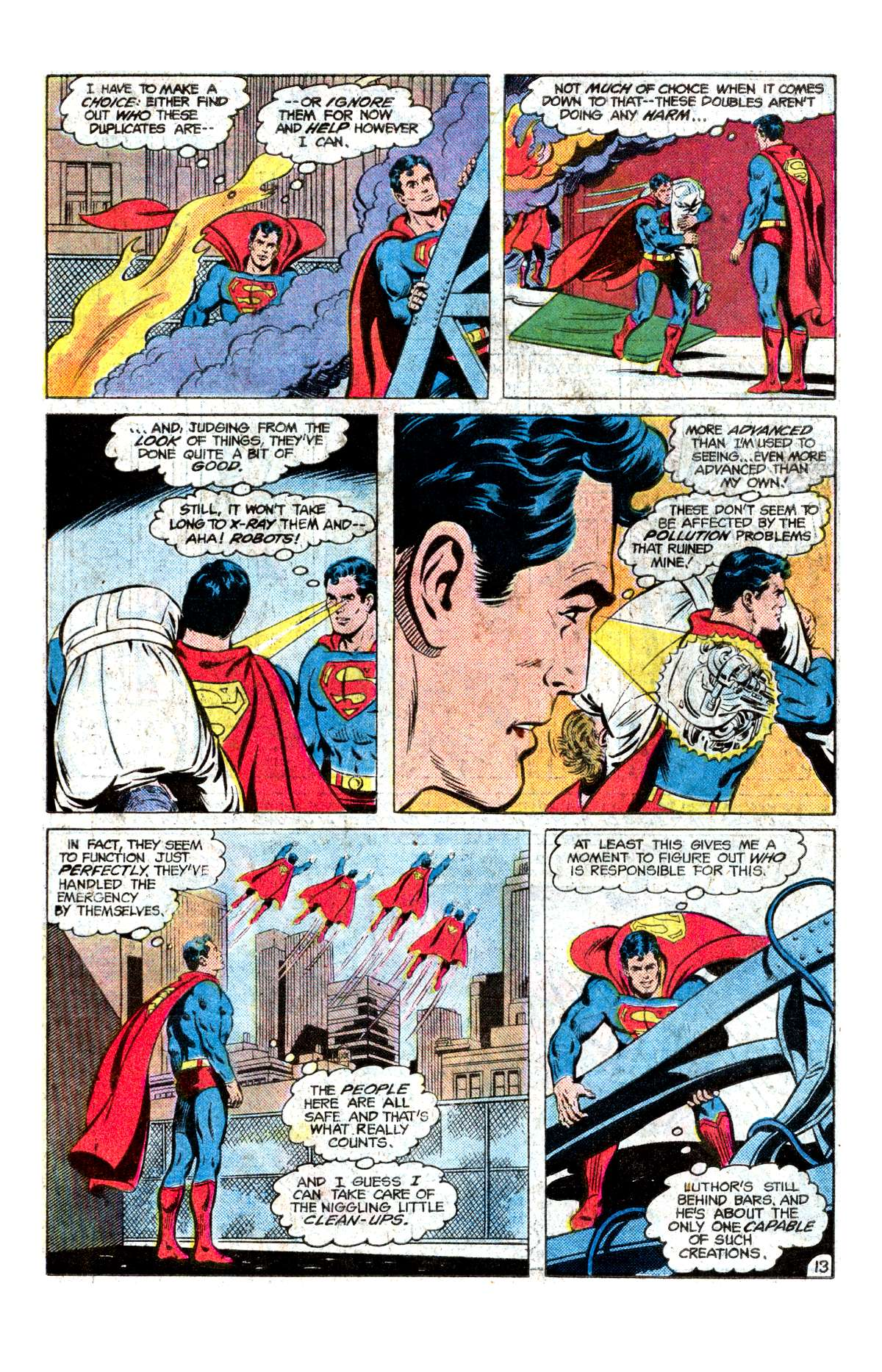 Read online Action Comics (1938) comic -  Issue #542 - 14