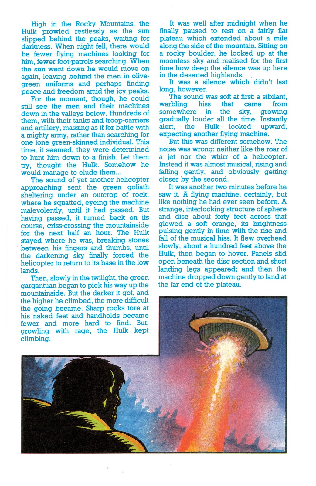 Read online Hulk: From The Marvel UK Vaults comic -  Issue # TPB (Part 3) - 24