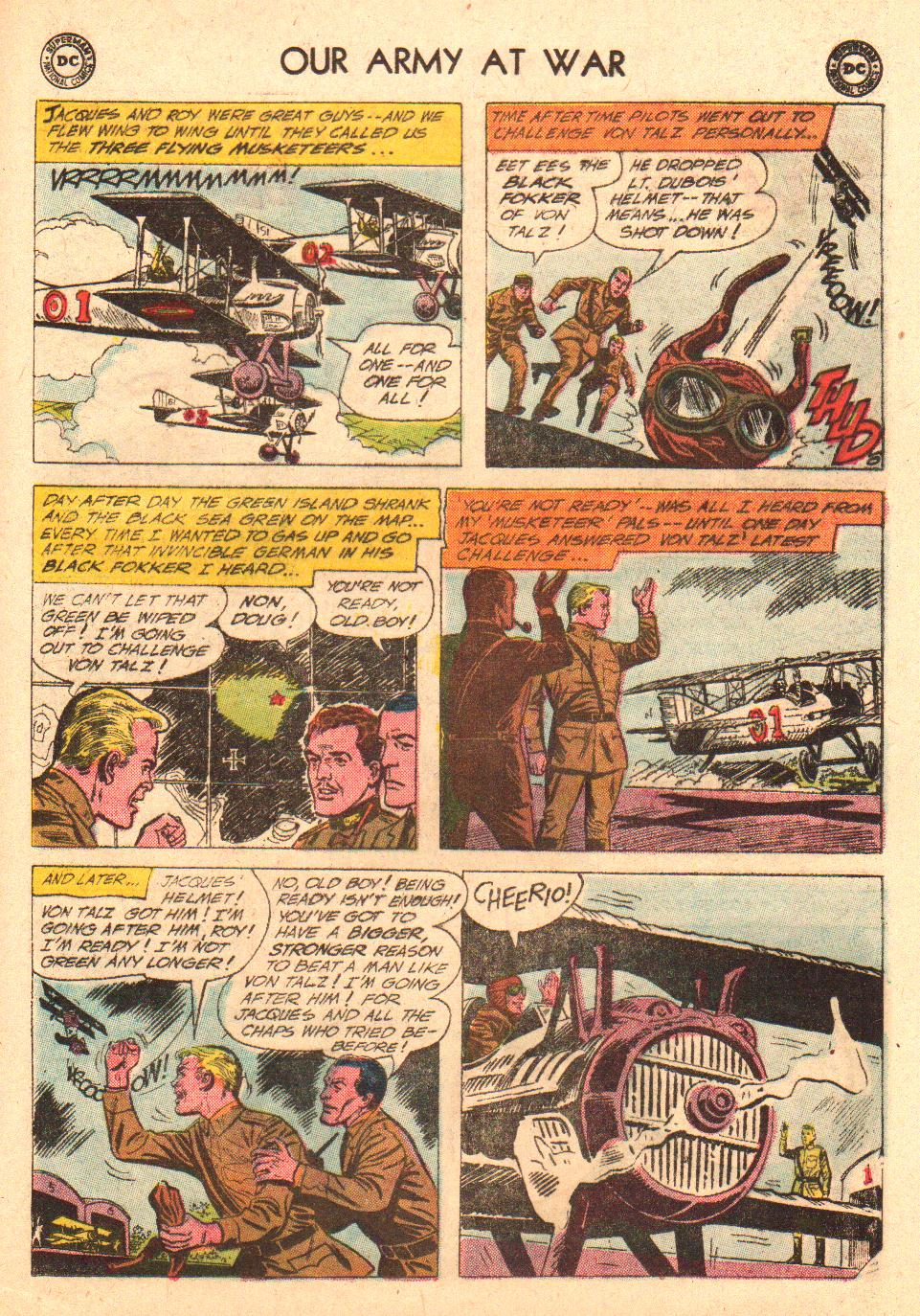 Our Army at War (1952) issue 97 - Page 21