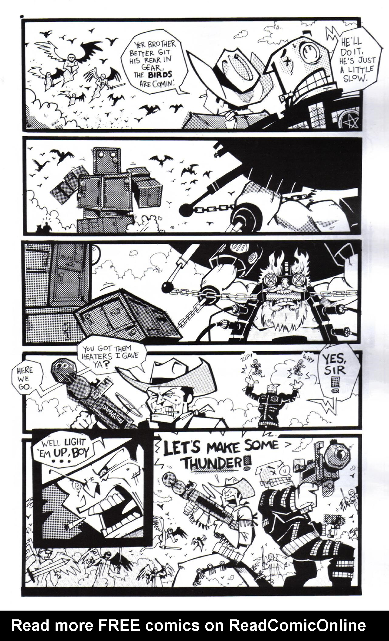 Read online Scud: The Disposable Assassin (2008) comic -  Issue #4 - 11