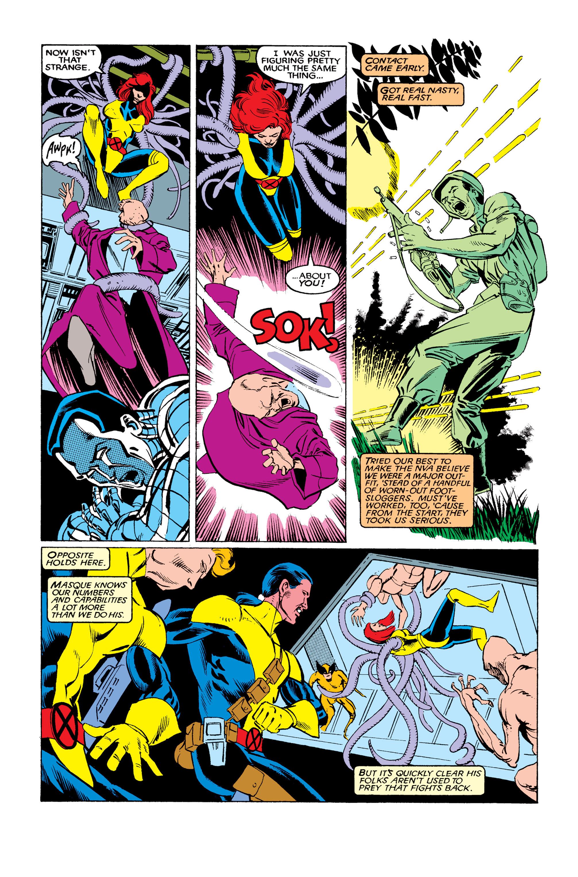 Read online Uncanny X-Men (1963) comic -  Issue #263 - 17