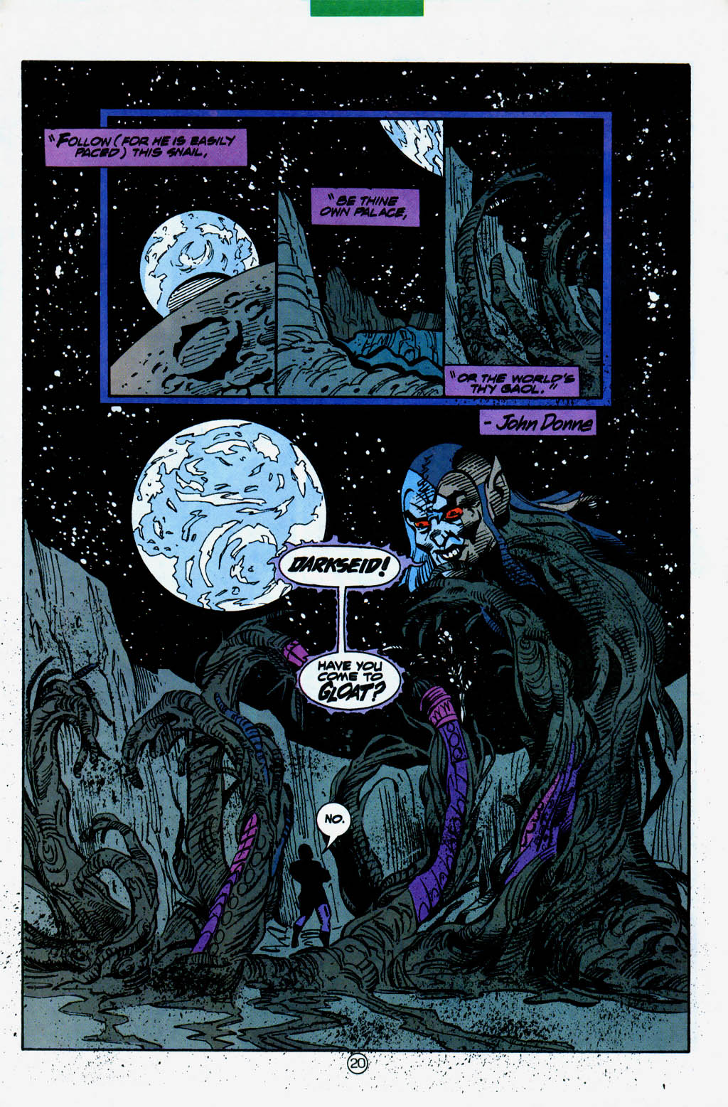 Eclipso Issue #4 #5 - English 21
