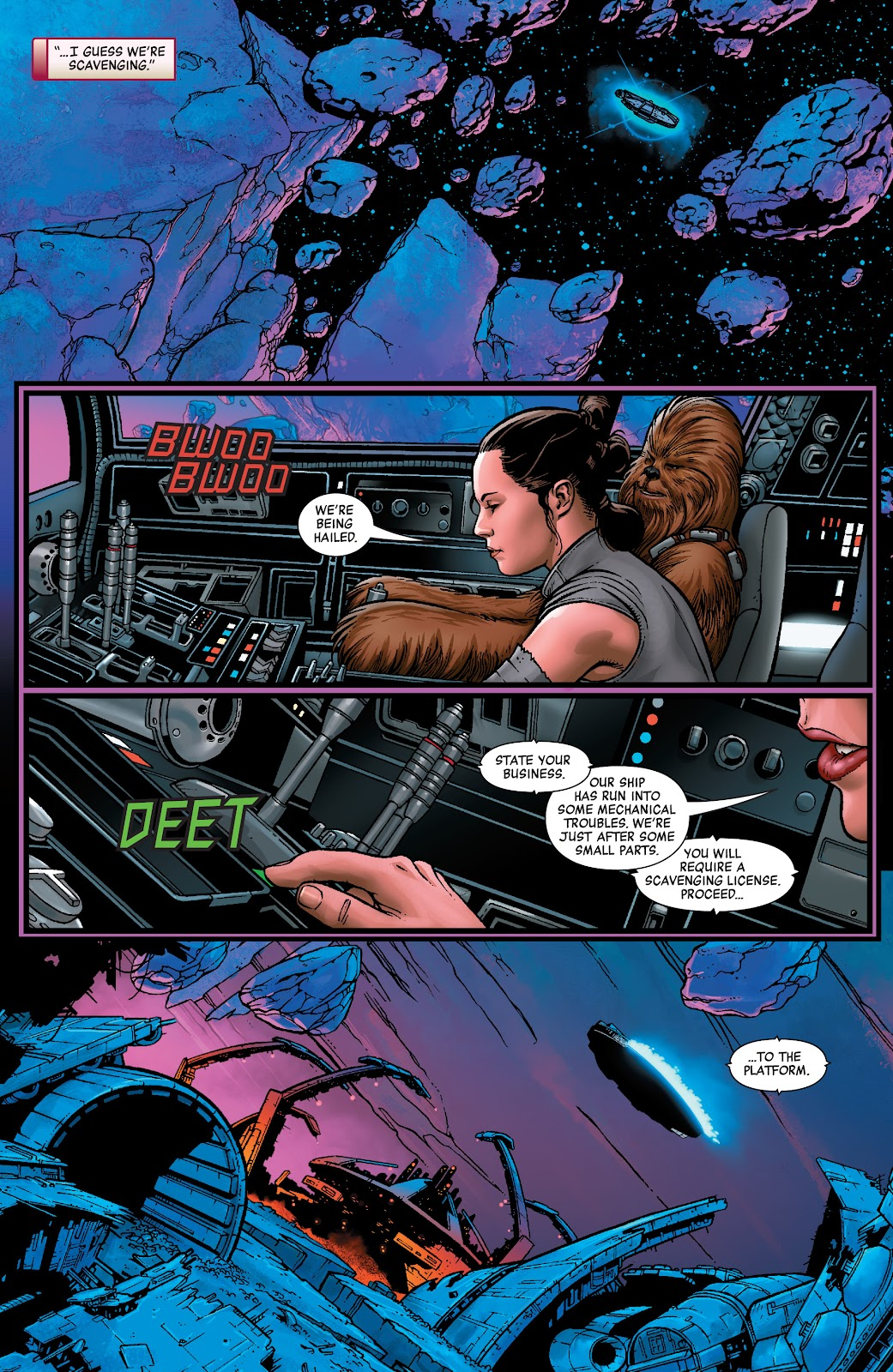 Read online Star Wars: Age of Republic: Heroes comic -  Issue # TPB - 80