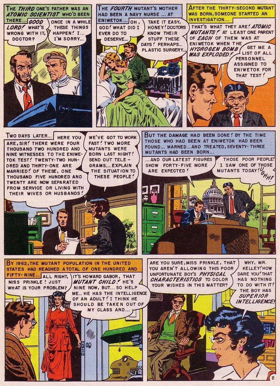 Weird Fantasy (1951) issue 10 - Page 19