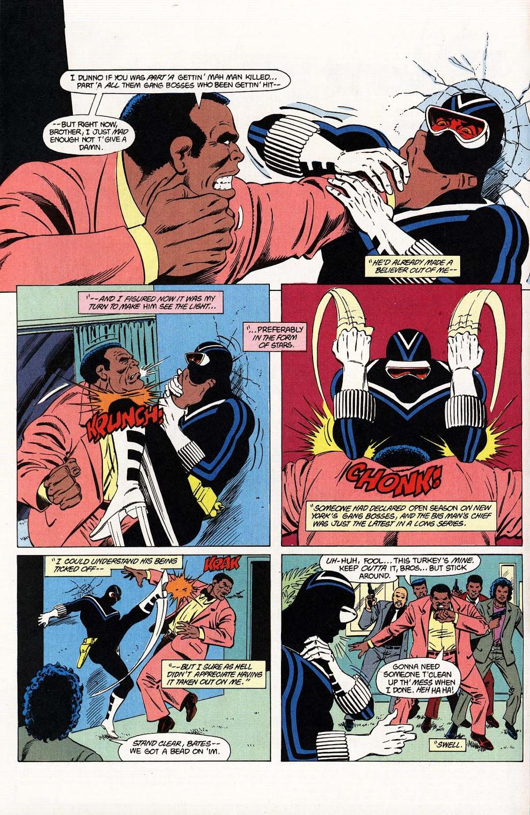 Vigilante (1983) issue 31 - Page 4