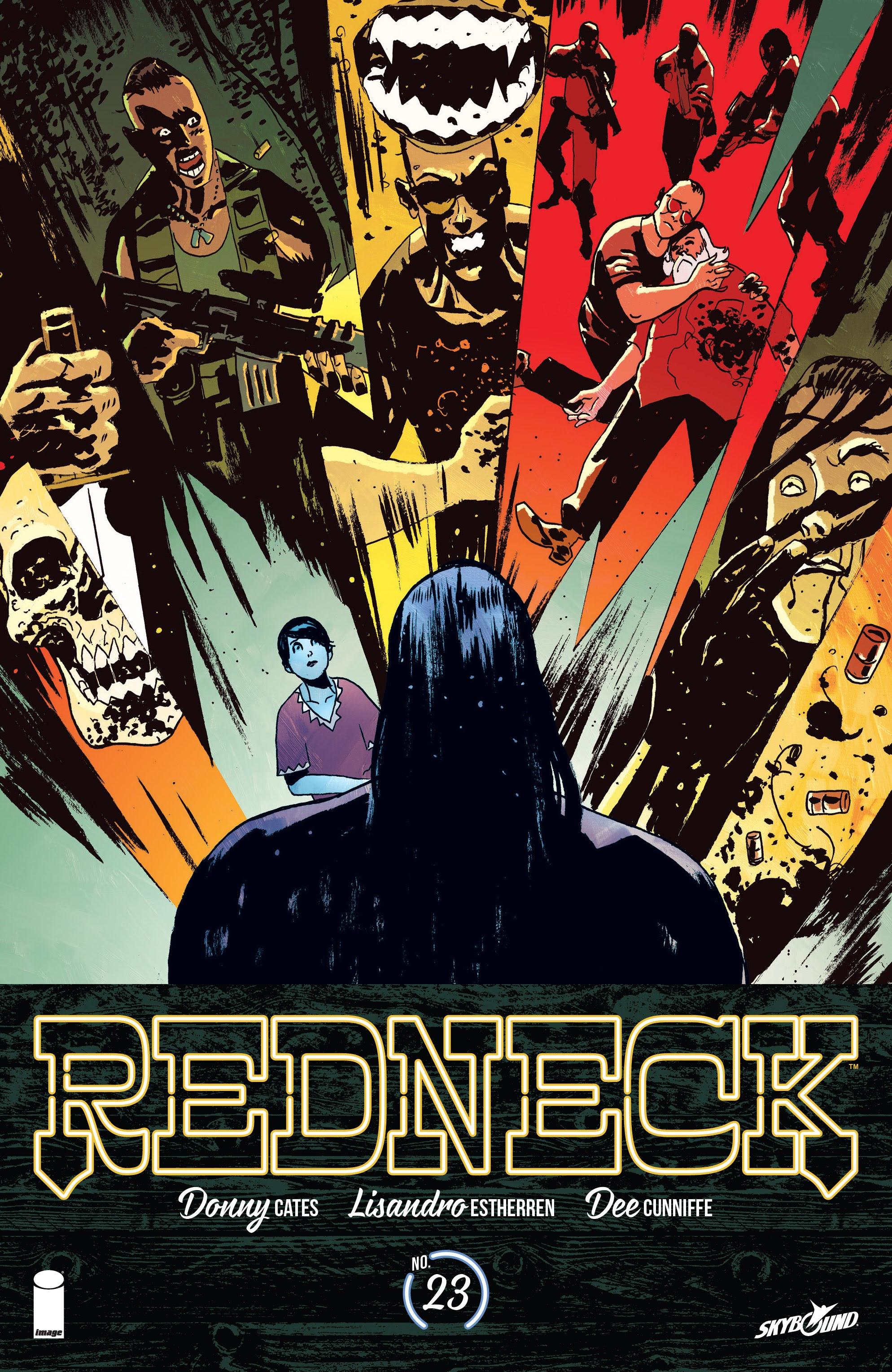 Redneck 23 Page 1