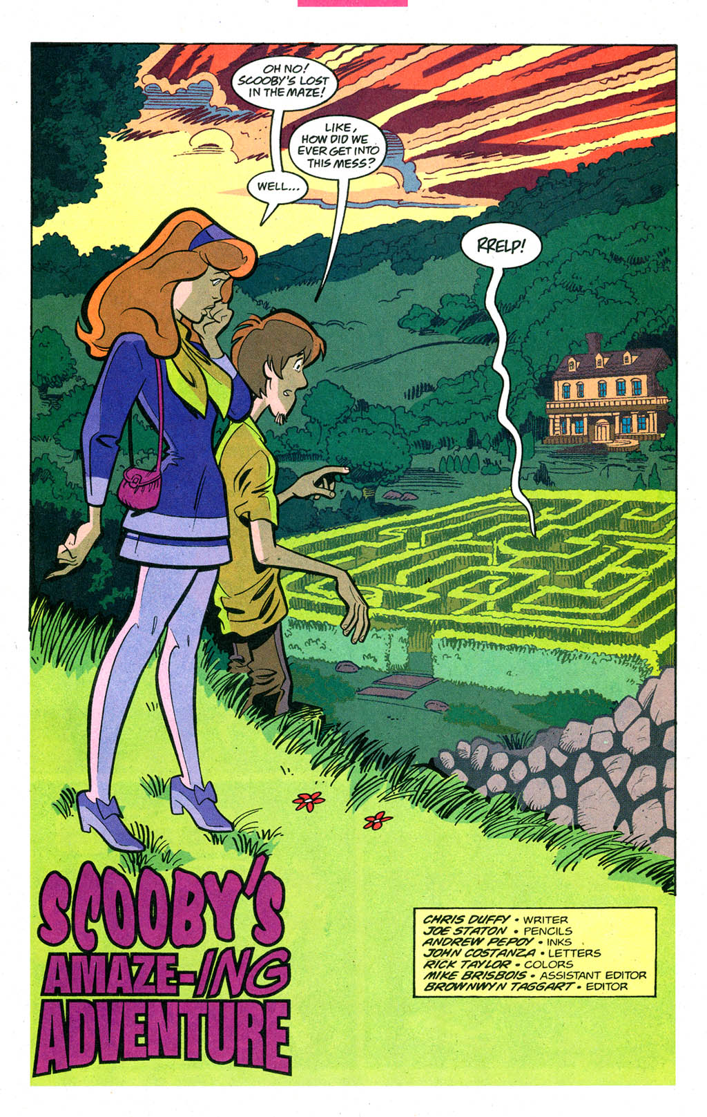 Read online Scooby-Doo (1997) comic -  Issue #90 - 23
