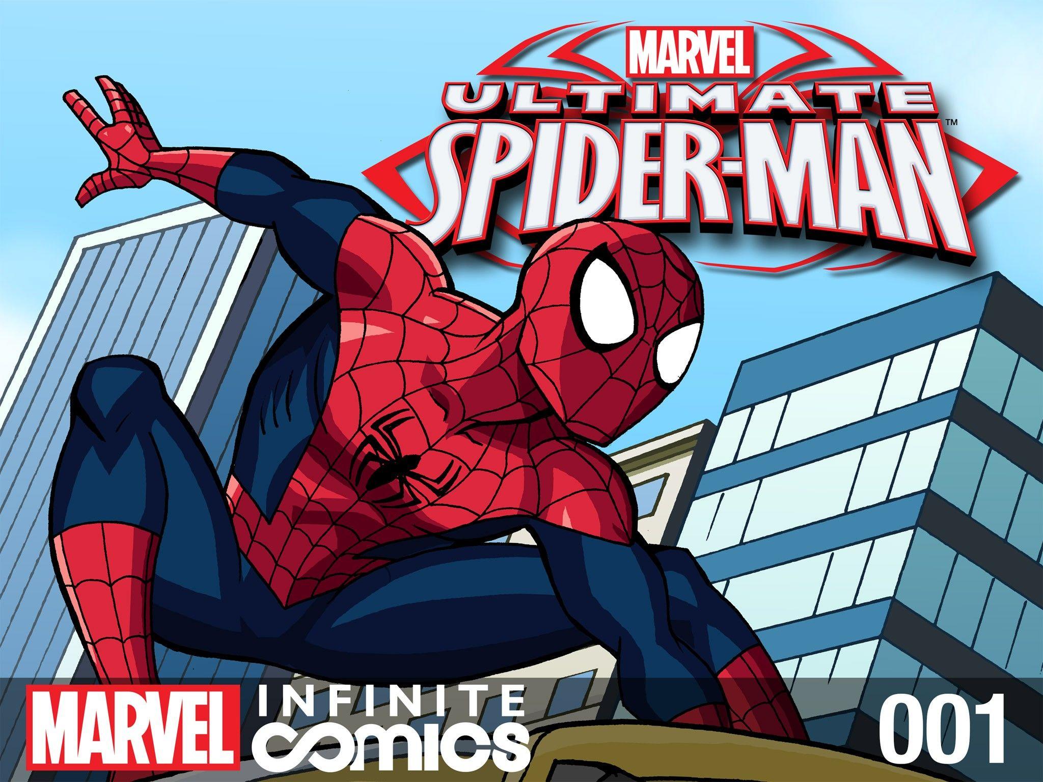Read online Ultimate Spider-Man (Infinite Comics) (2015) comic -  Issue #1 - 1