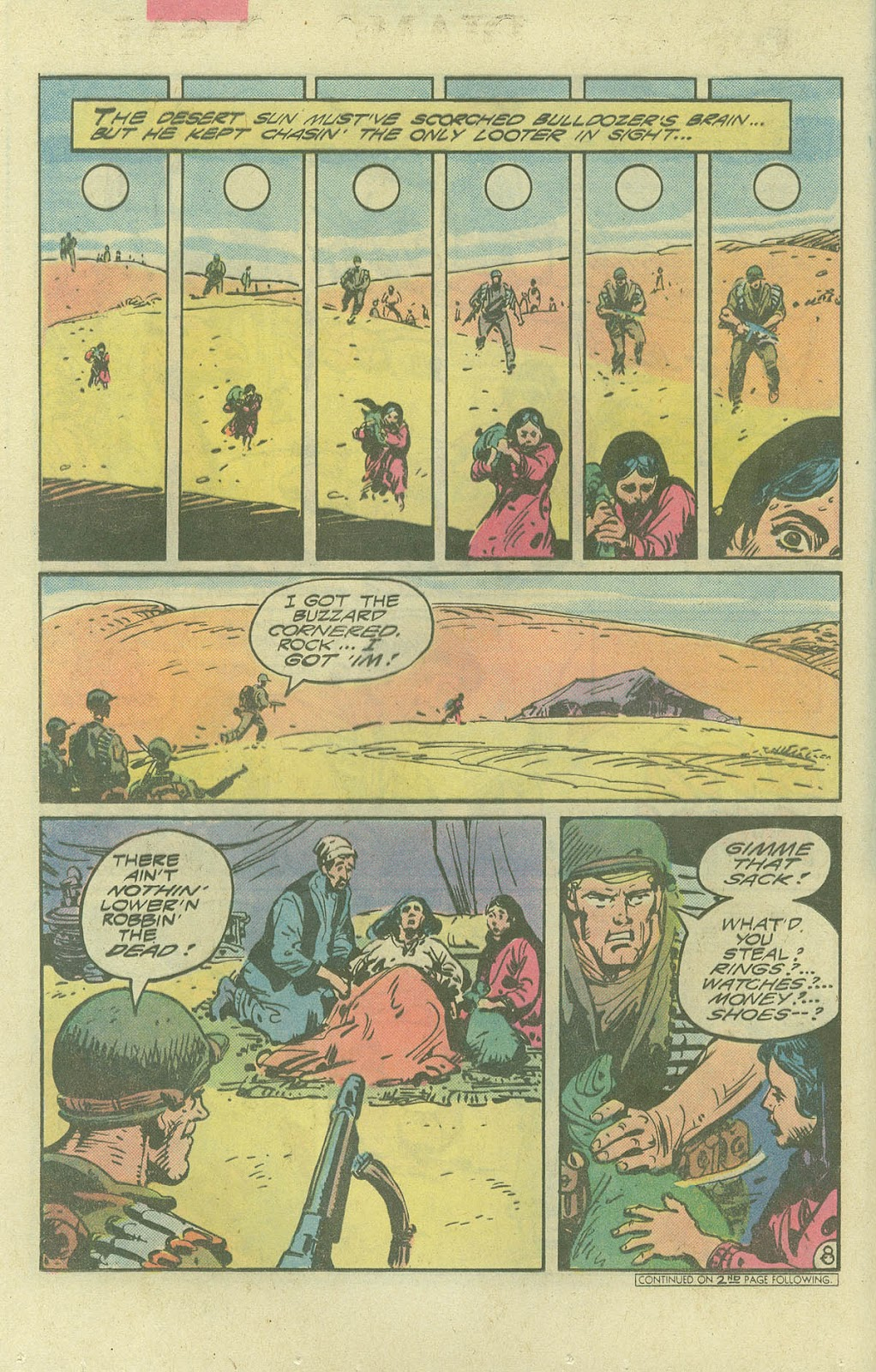 Sgt. Rock issue 388 - Page 11