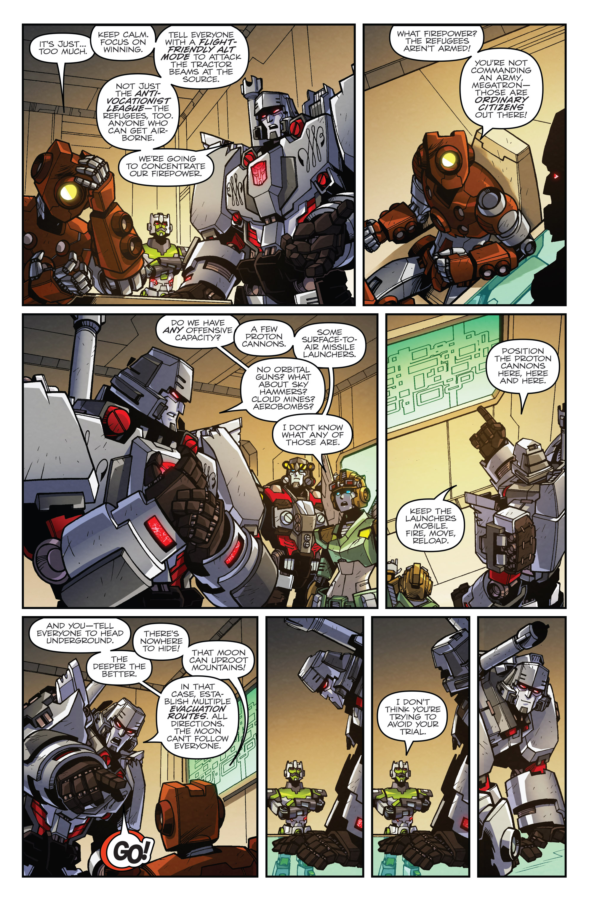 Read online Transformers: Lost Light comic -  Issue #4 - 18