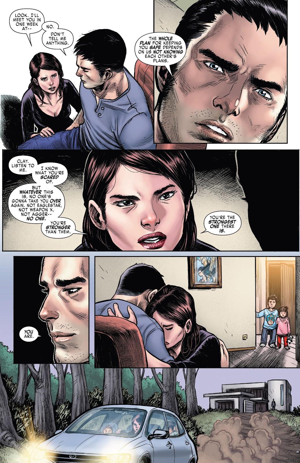 Read online Hulkverines comic -  Issue #1 - 13