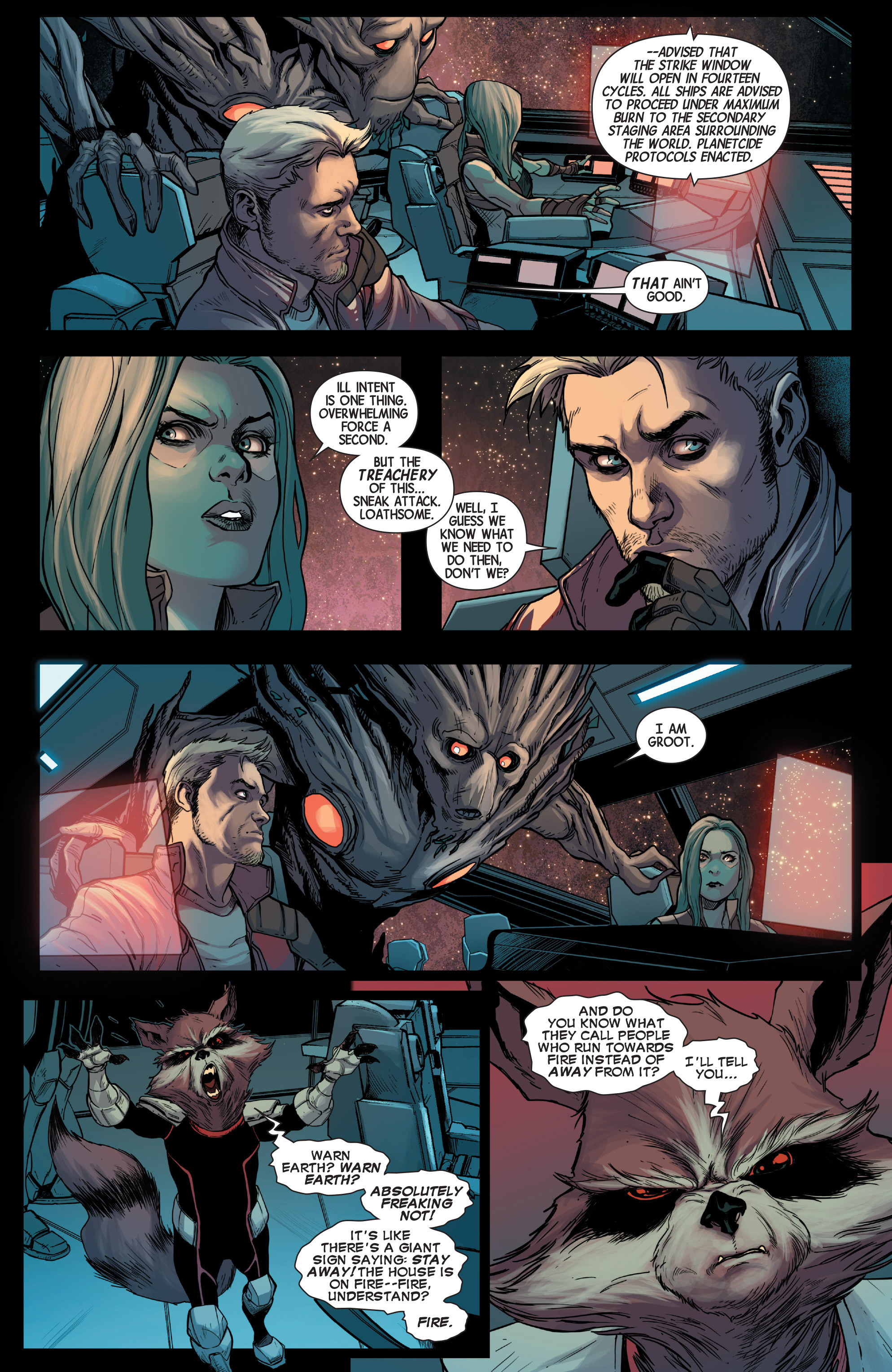 Read online Avengers (2013) comic -  Issue #42 - 21