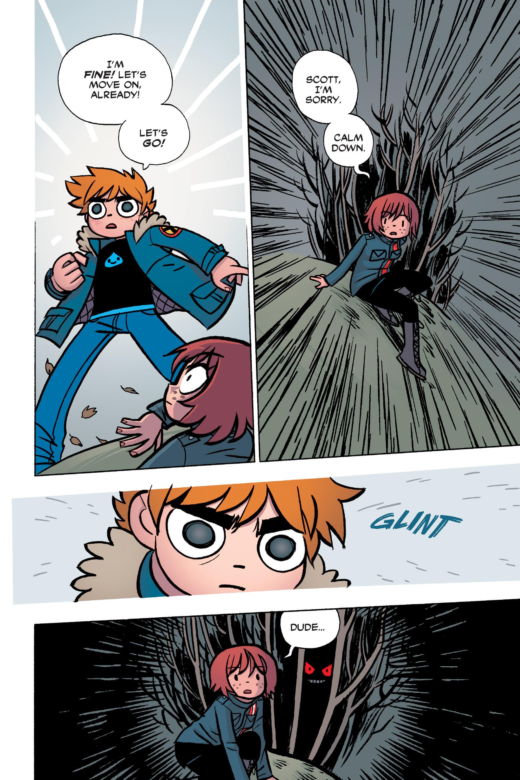 Read online Scott Pilgrim comic -  Issue #6 - 75