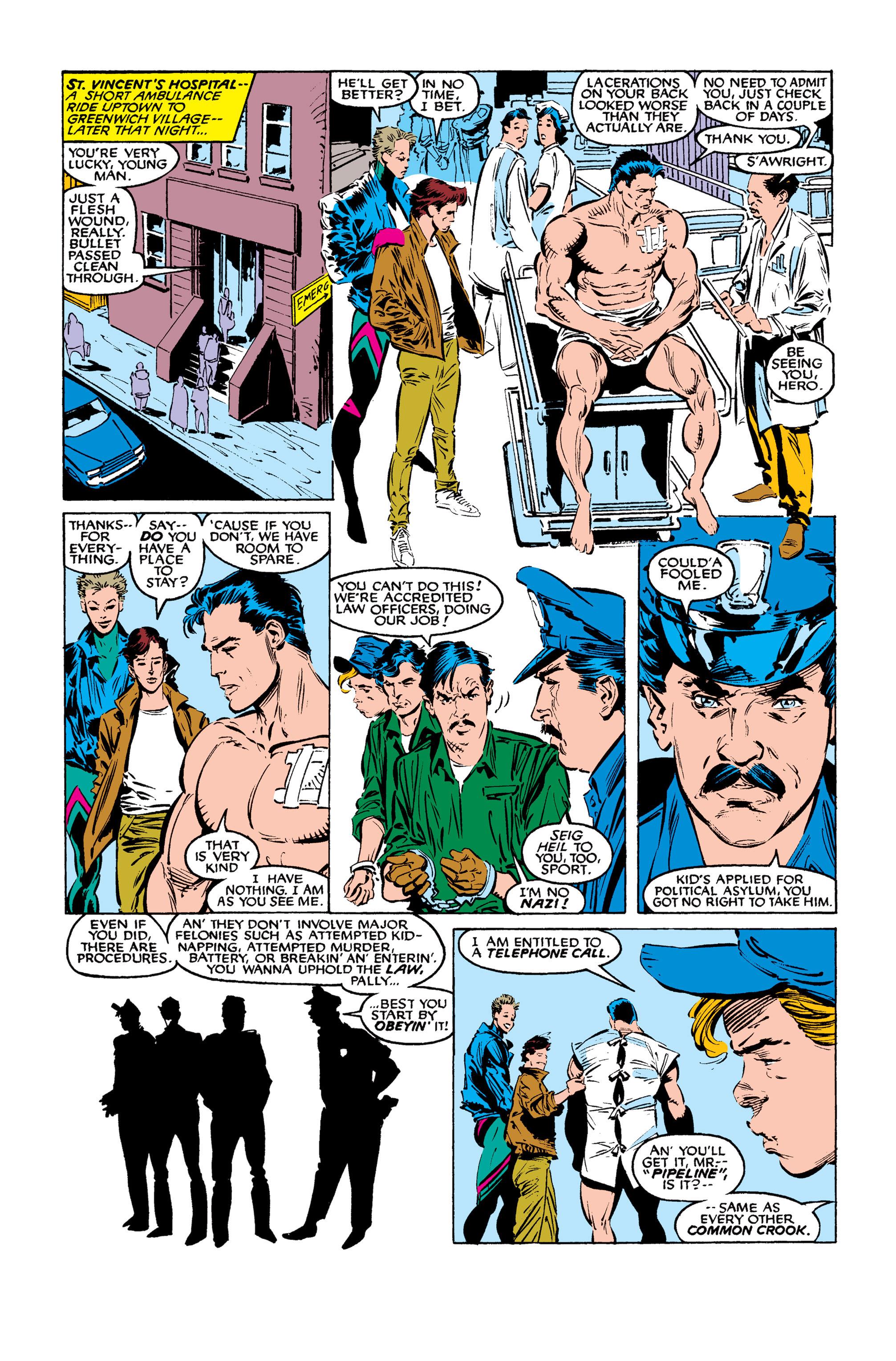 Read online Uncanny X-Men (1963) comic -  Issue #259 - 6