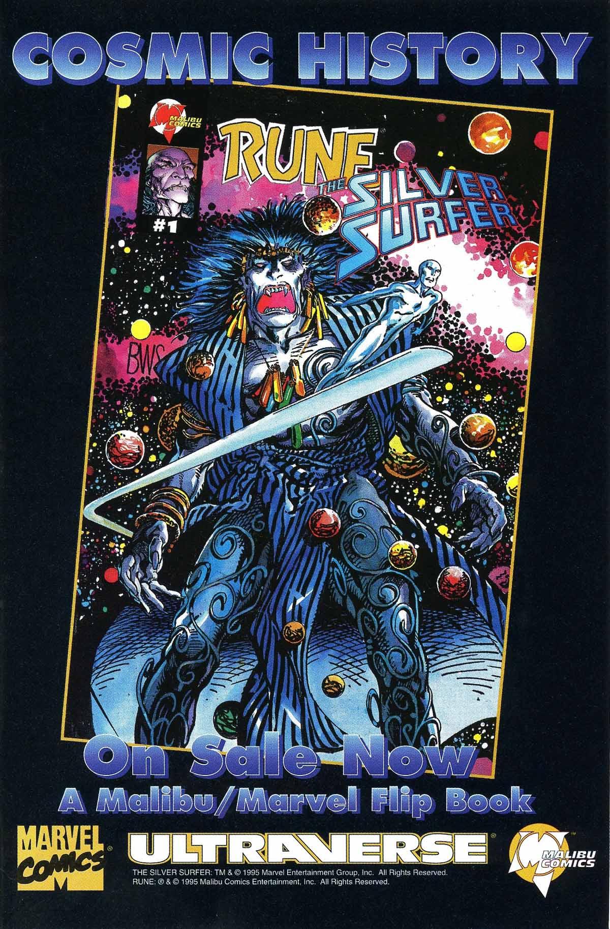 Read online Rune (1994) comic -  Issue #9 - 28
