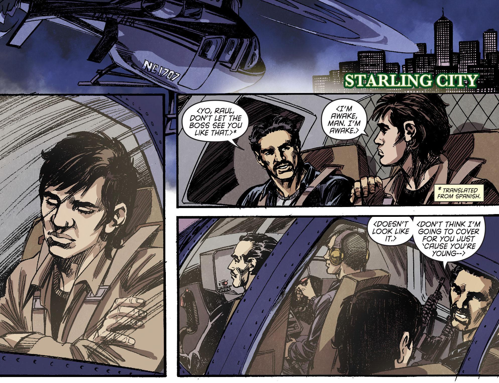 Read online Arrow [II] comic -  Issue #16 - 3