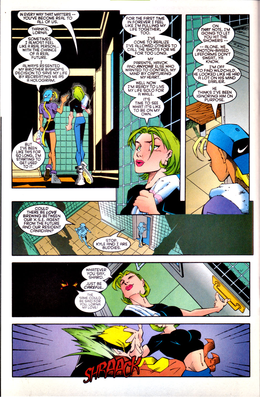 Read online X-Factor (1986) comic -  Issue #136 - 15