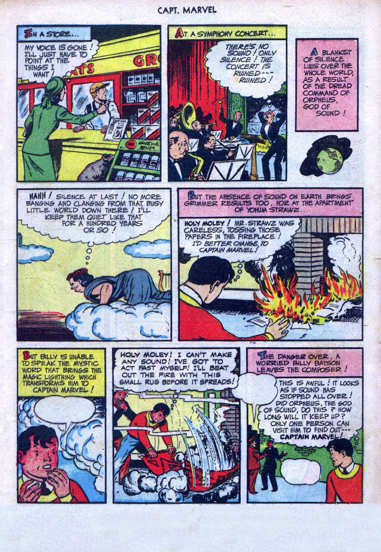 Captain Marvel Adventures issue 87 - Page 28