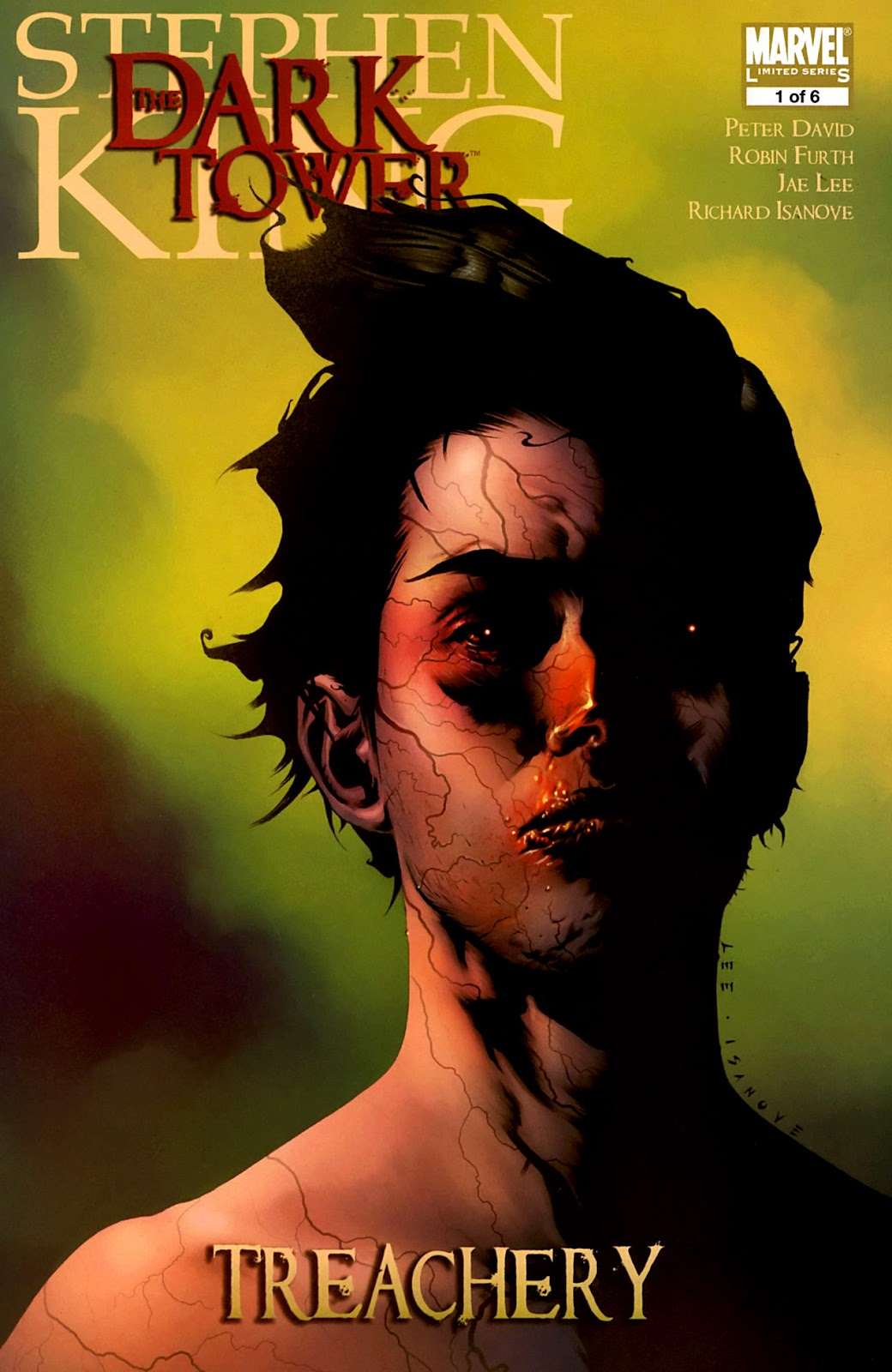 Dark Tower: Treachery issue 1 - Page 1