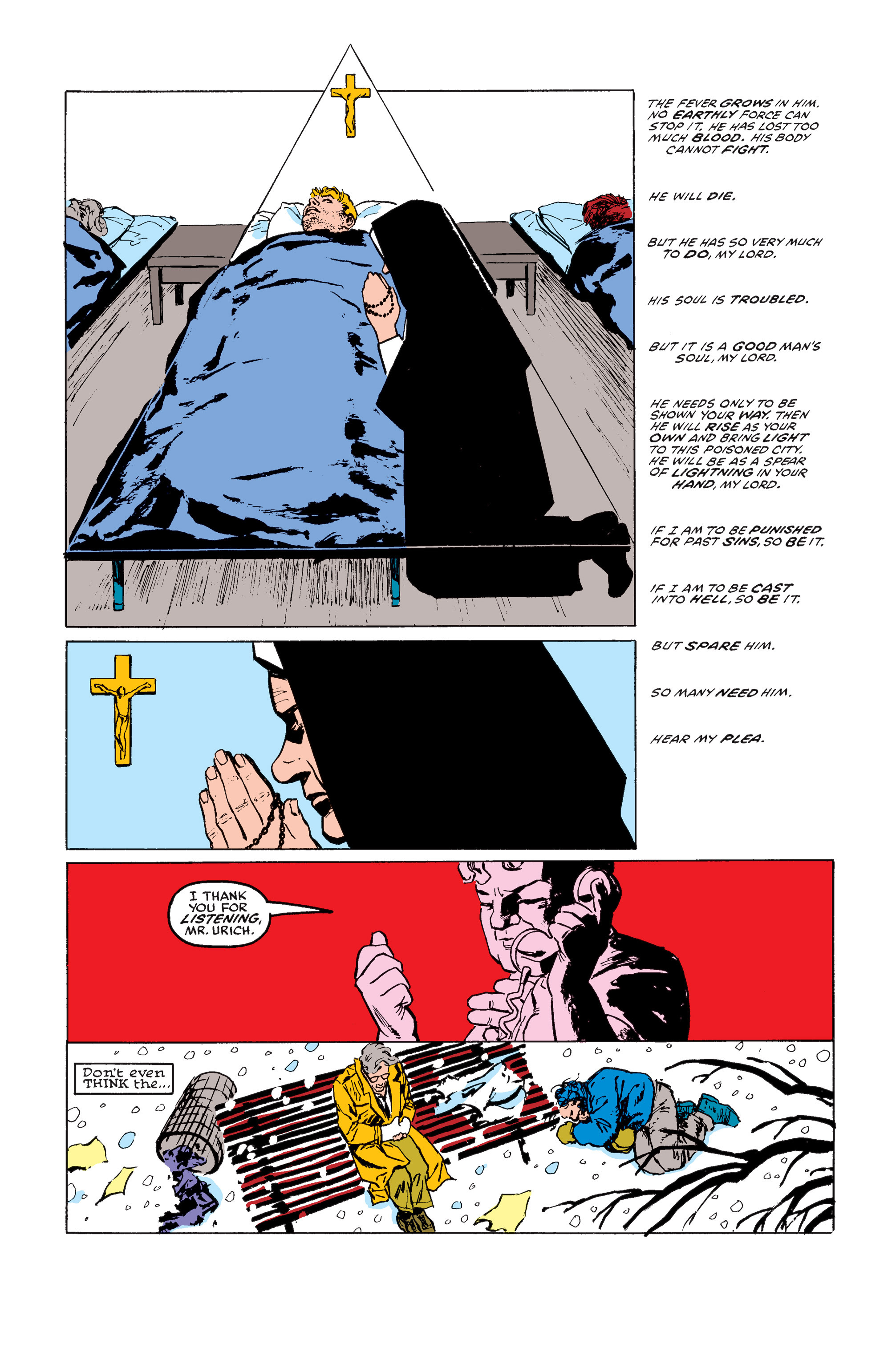 Read online Daredevil: Born Again comic -  Issue # Full - 119