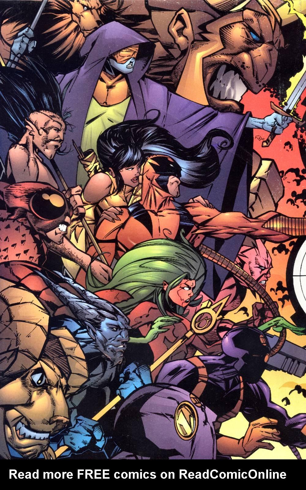 Read online Alpha Flight (1997) comic -  Issue #12 - 45