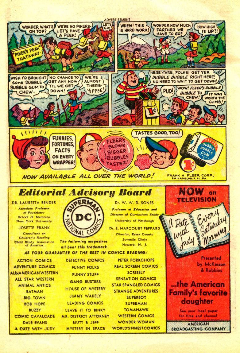 Read online Sensation (Mystery) Comics comic -  Issue #106 - 14