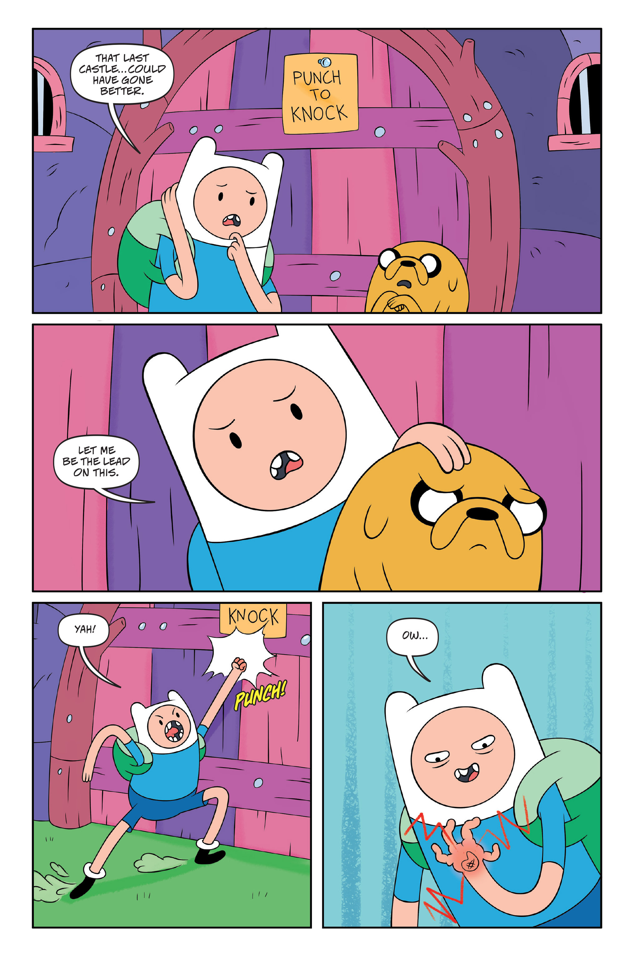 Read online Adventure Time: The Four Castles comic -  Issue #Adventure Time: The Four Castles TPB - 35