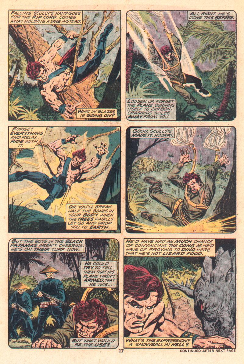 Read online Skull The Slayer comic -  Issue #7 - 12