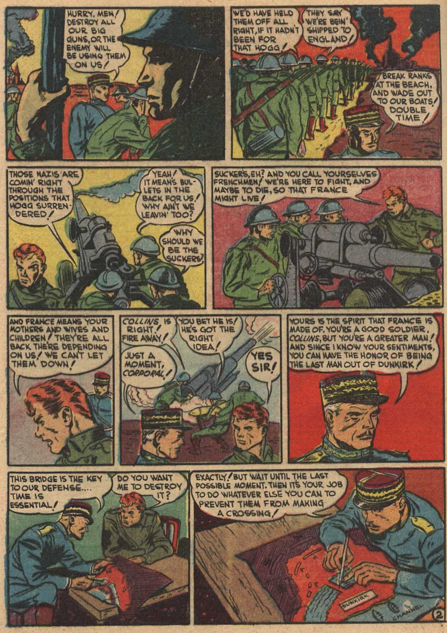 Blue Ribbon Comics (1939) issue 7 - Page 36