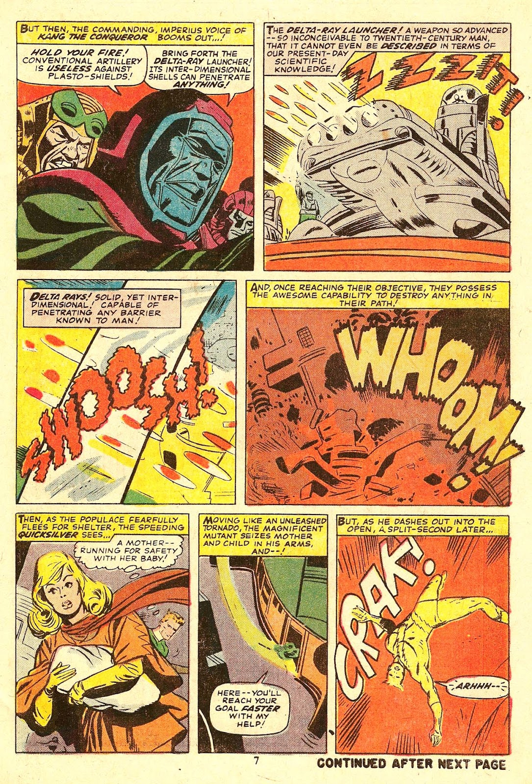 Marvel Triple Action (1972) issue 18 - Page 9