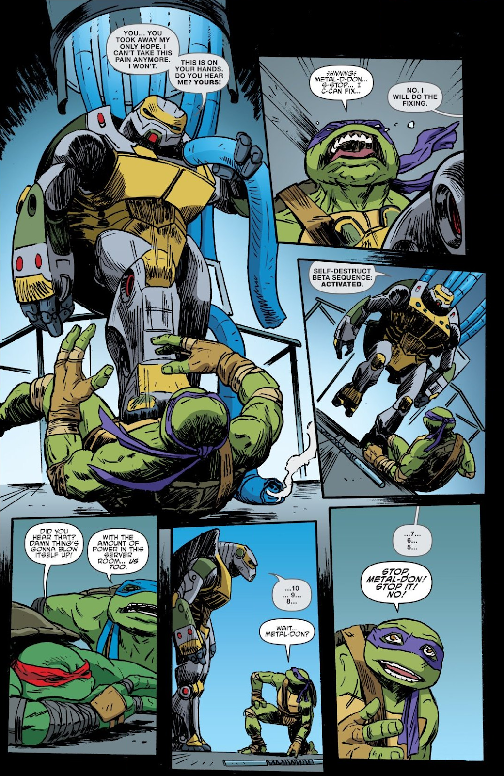 Read online Teenage Mutant Ninja Turtles: The IDW Collection comic -  Issue # TPB 8 (Part 4) - 75