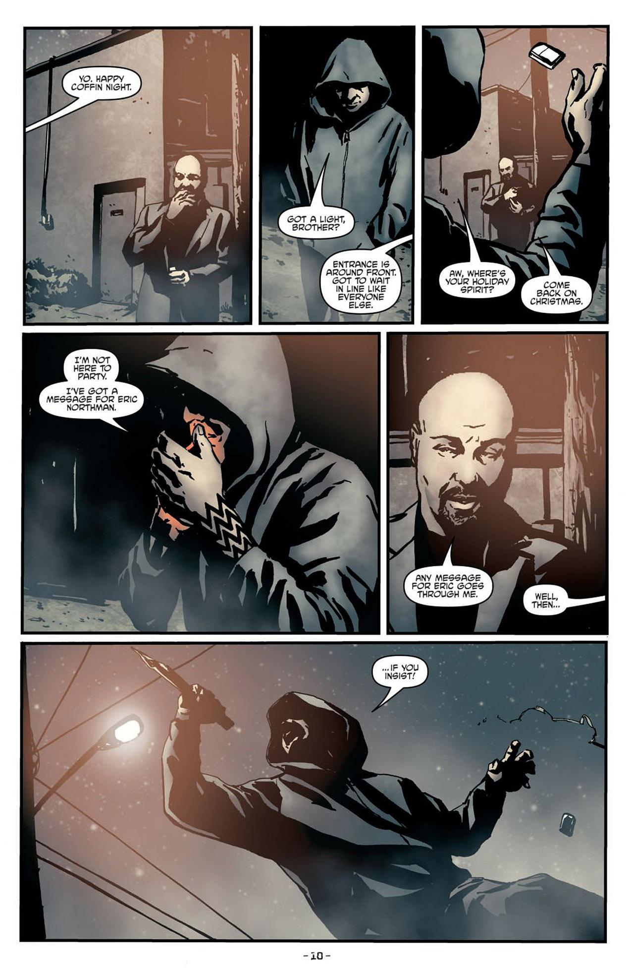 Read online True Blood (2012) comic -  Issue #1 - 13