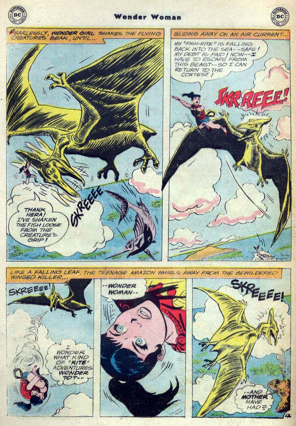 Read online Wonder Woman (1942) comic -  Issue #138 - 16